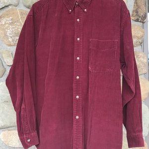 Heavy weight Eddie Bauer shirt